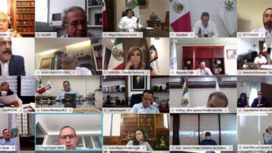 Photo of Estados y Federación acuerdan criterios de semaforización semanal