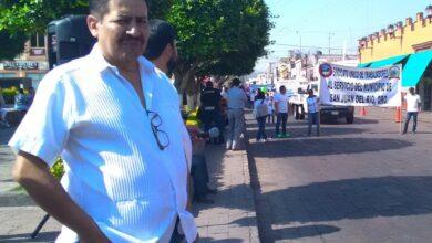 Photo of Gregorio López; líder sindical exige 3.2 mdp para organizar fiesta a sindicalizados del gobierno de San Juan del Río