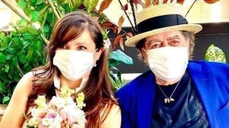 "Joaquín Sabina se casa en secreto con Jimena Coronado: ""Estoy feliz"" 2"