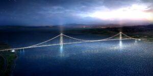 Lo que se necesita para construir los puentes más extremos del mundo