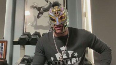 Photo of Se dice que Rey Mysterio trabaja sin un contrato de la WWE