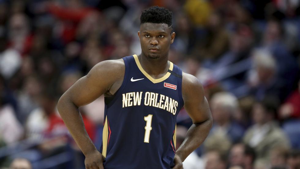 Photo of ¡Alerta Zion! La estrella de los Pelicans, duda para el partido inaugural de la burbuja