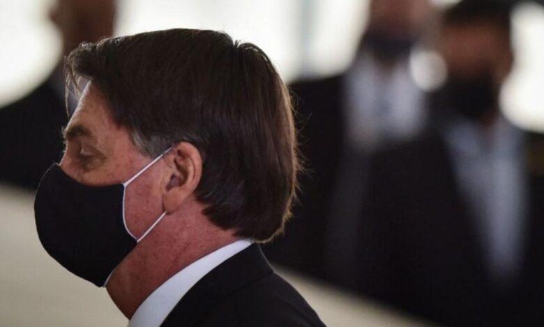 Coronavirus en Brasil: Bolsonaro reveló que tiene síntomas de Covid-19 y canceló su agenda