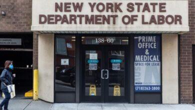 Photo of EE.UU.: caen pedidos de subsidio por desempleo, pero hay temor por los casos de Covid-19