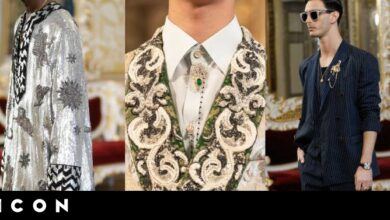 Photo of El rompecabezas del desfile virtual llega a la moda masculina