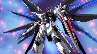 Photo of Nuevo traje móvil Gundam Life Sized Statue anunciada para Shanghai