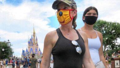 EE.UU: Florida encabeza récord de contagios de coronavirus mientras reabre Disney