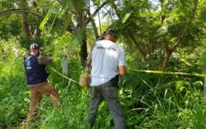 Tardan en resguardar la fosa clandestina encontrada en Morelos 3