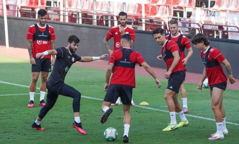El Sevilla detecta un positivo por coronavirus en la vuelta a los entrenamientos 1
