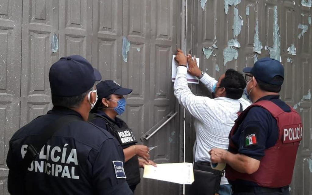 En cuarentena, más de 40 policías de Juchitán por posible Covid-19 3