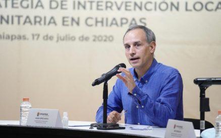 Presentan en Chiapas la Iniciativa de Acción Comunitaria para combatir el Covid-19 1