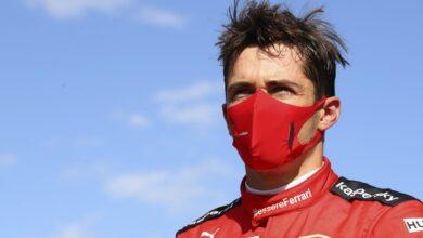 """Leclerc: """"No esperaba para nada ser segundo"""" 7"""