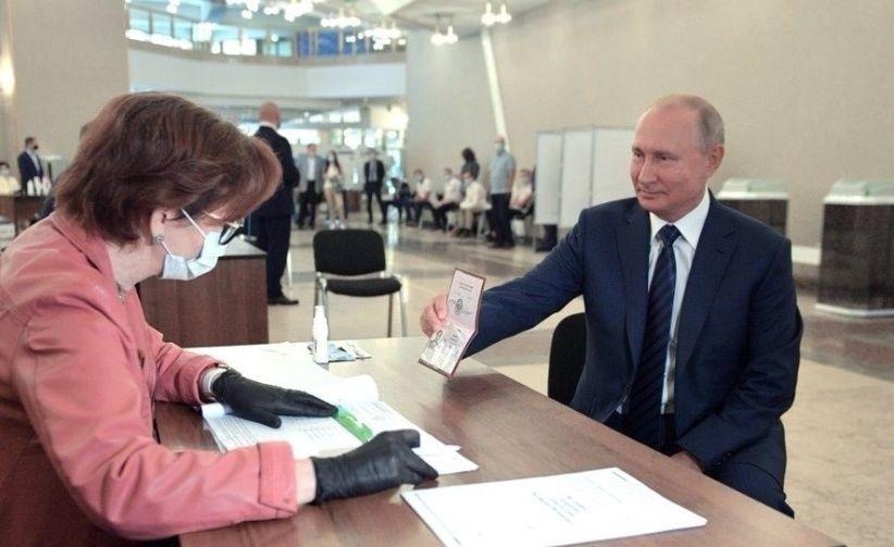 Ahora sí, Putin podrá gobernar Rusia hasta 2036 1
