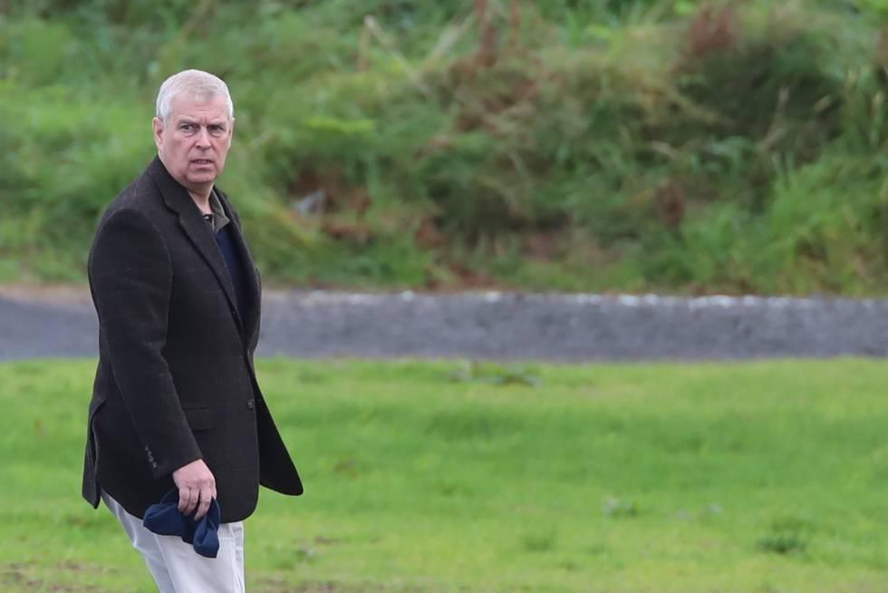 Andrés de Inglaterra renuncia a sus vacaciones españolas en medio del escándalo por el caso Epstein 2
