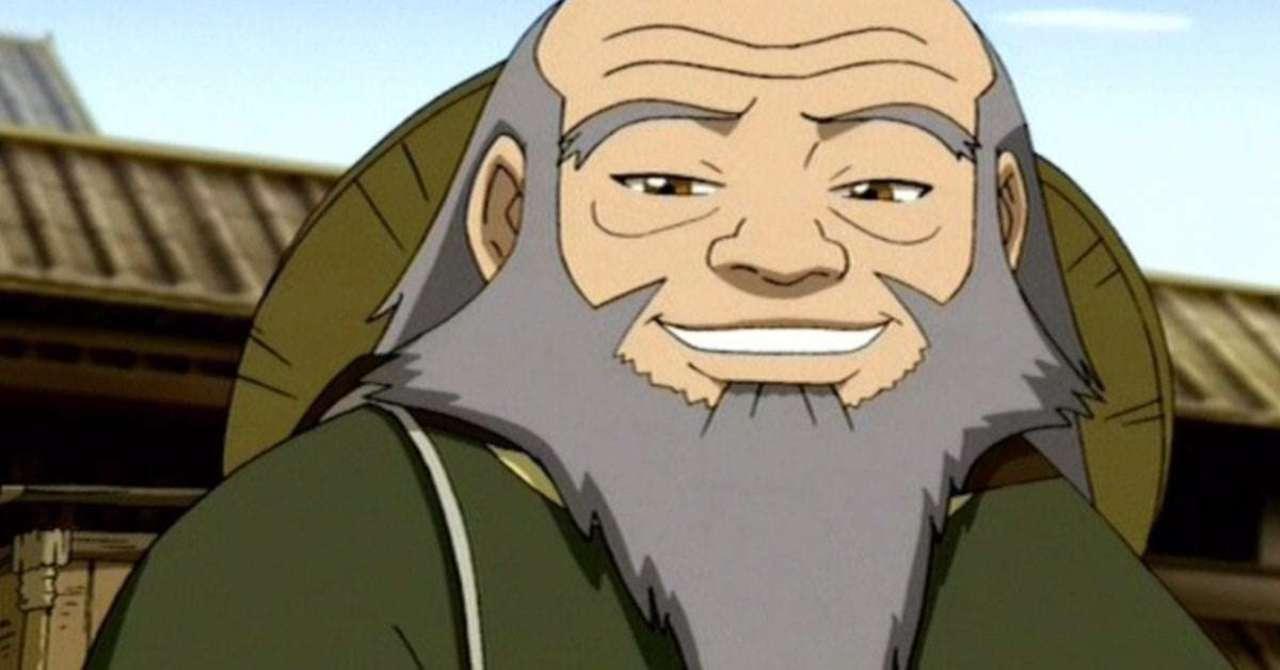 Avatar El último maestro del aire captura el espíritu del tío Iroh 2