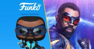 Black Lightning de CW finalmente obtiene un POP Funko 1
