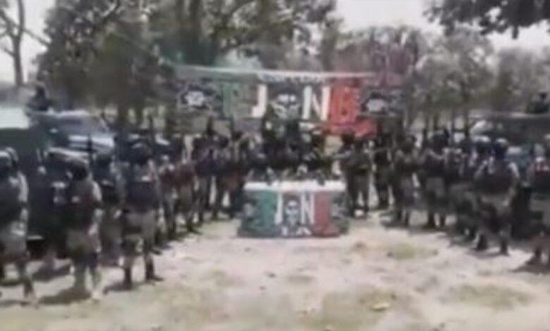 CJNG: Guerra no es contra el gobierno ni el pueblo, sino contra el 'mata inocentes' del 'Marro' | Videos 1