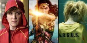 Cada personaje de DC Movies evitó el uso de Arrowverse y Smallville