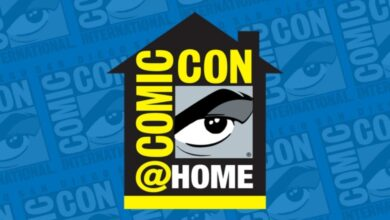 Photo of Comic-Con @ Home comparte el horario completo del panel del sábado