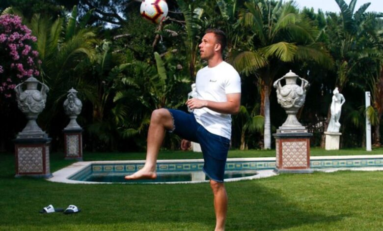 Desafía Arthur Melo al Barcelona y se queda en Brasil | Video 1