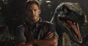 Dominion Star Chris Pratt revela fanático para ser comido por 1