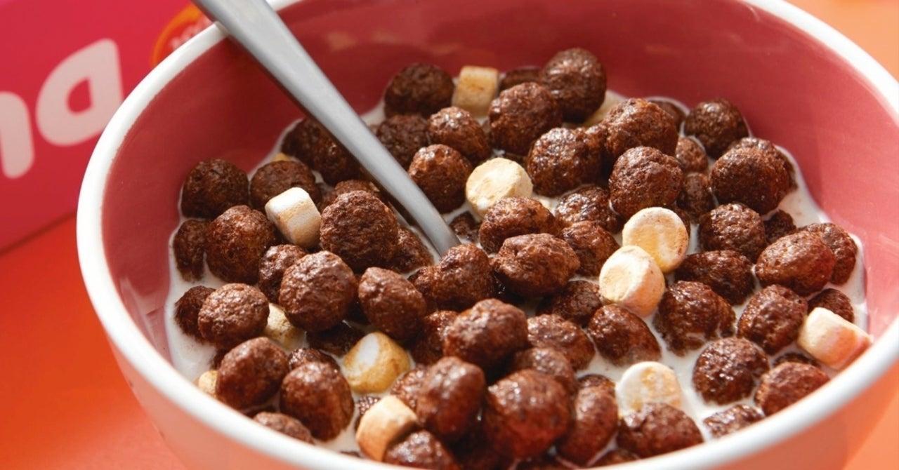 Dunkin 'está haciendo cereal con sabor a café con cafeína 2