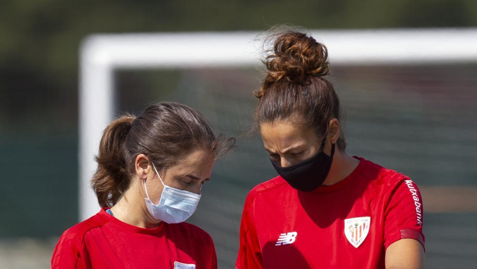 Photo of El filial femenino del Athletic inicia la pretemporada