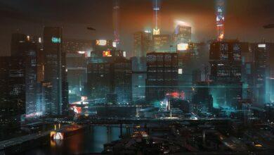 Photo of El mapa mundial de Cyberpunk 2077 muestra los densos 15 distritos nocturnos de la ciudad