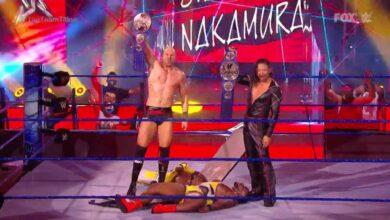 Photo of El nuevo día contra Cesaro y Shinsuke Nakamura termina en un concurso sin