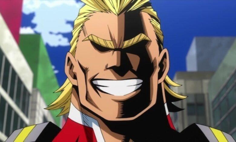 Esta mascarilla My Hero Academia te convertirá en todo 1