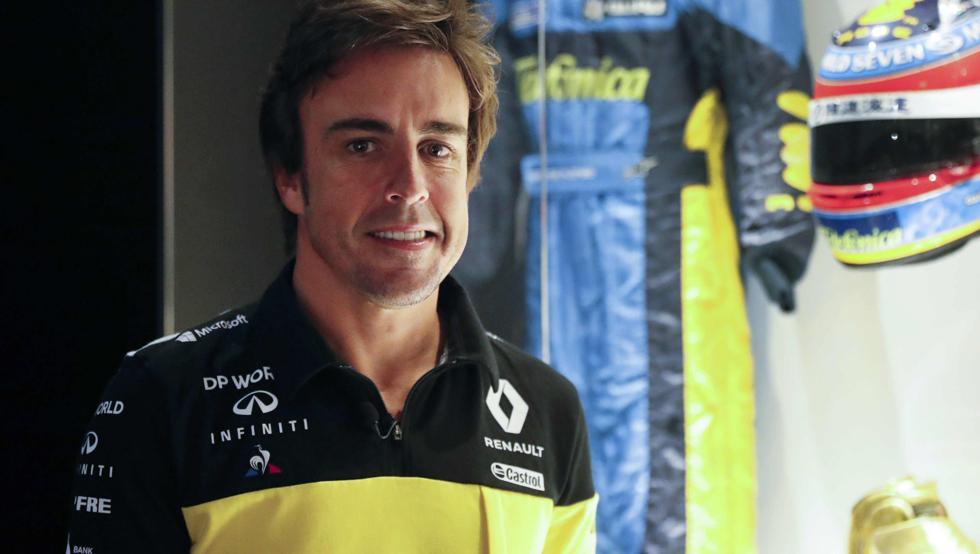 Fernando Alonso cumple 39 años en su 2020 de retos 1
