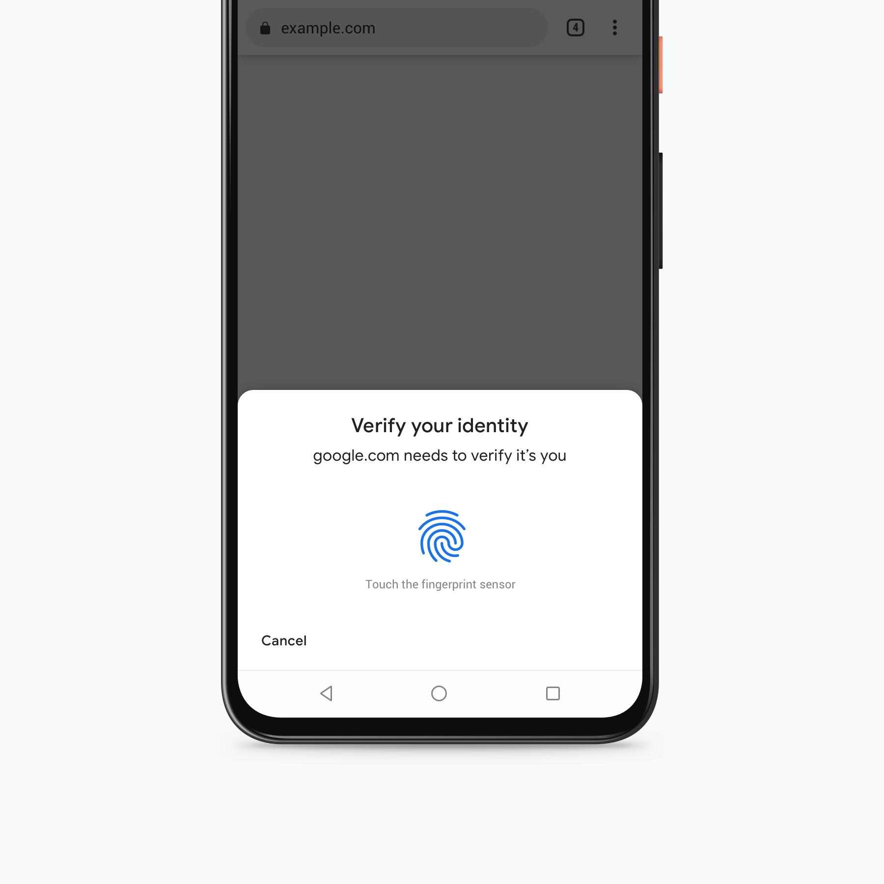Google está haciendo que el autocompletar en Chrome para dispositivos móviles sea más seguro 1