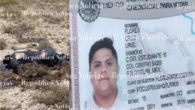 Photo of Hallan muerto a migrante, intentó cruzar frontera con USA, era de Polotitlán, cerca de San Juan del Río
