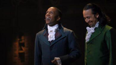 Photo of Hamilton sigue siendo el título más popular en Disney +