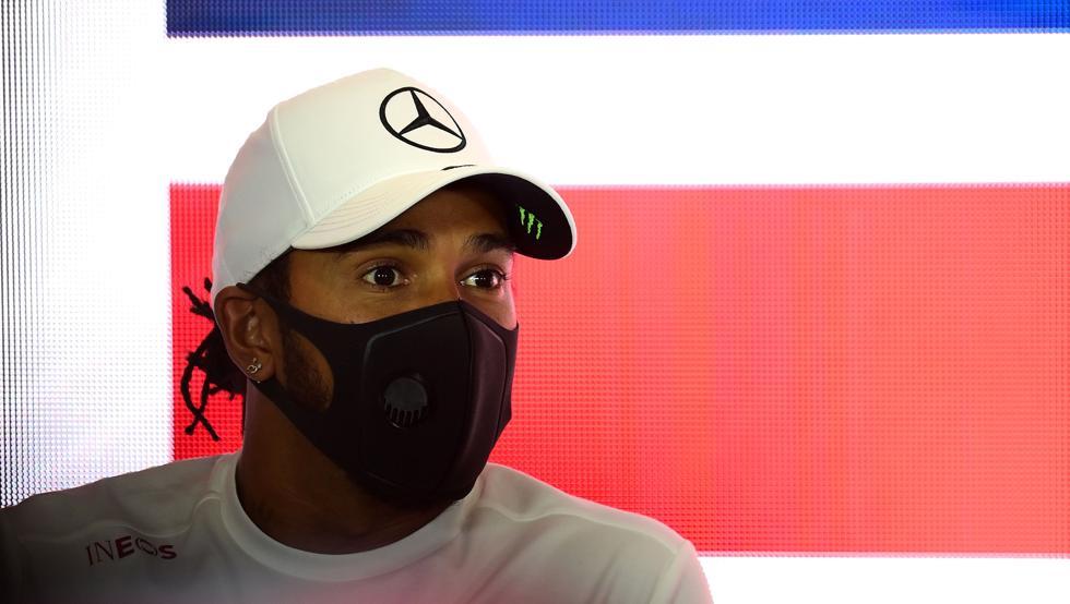 """Hamilton se ve compitiendo """"por lo menos otros tres años"""" 1"""