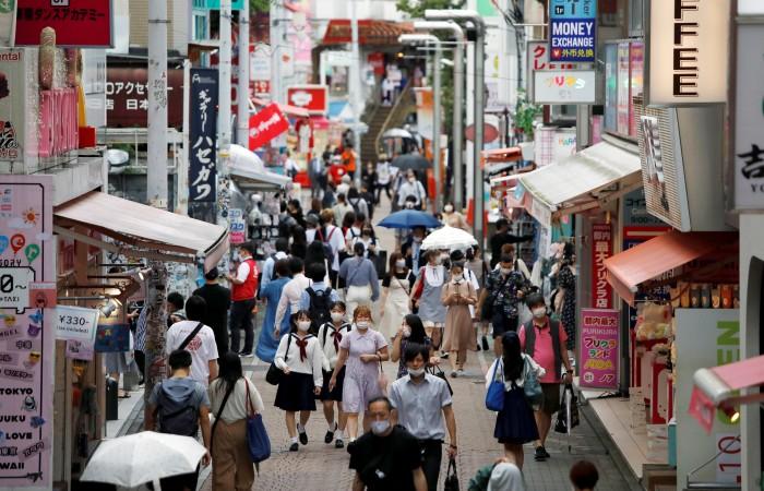 Japón se prepara para aumento de casos Covid-19 por fomento a viajes locales 1