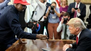 Photo of Kanye West anuncia su candidatura por la presidencia de EEUU