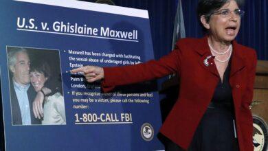 Photo of La justicia estadounidense extrema las medidas para evitar el suicidio en prisión de Ghislaine Maxwell
