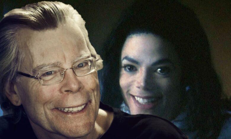 La olvidada película de Michael Jackson de Stephen King explicada