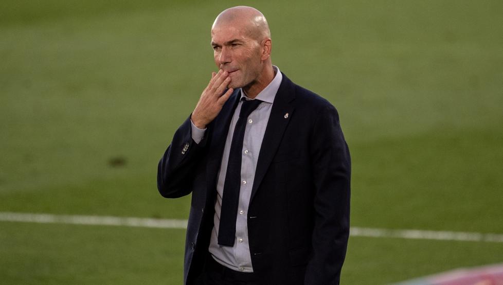 Las dudas de Zidane ante el Manchester City 1