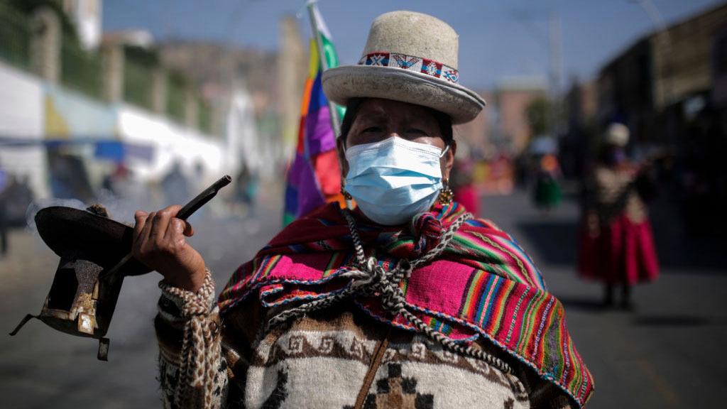 Las elecciones presidenciales en Bolivia están en riesgo por el coronavirus 1