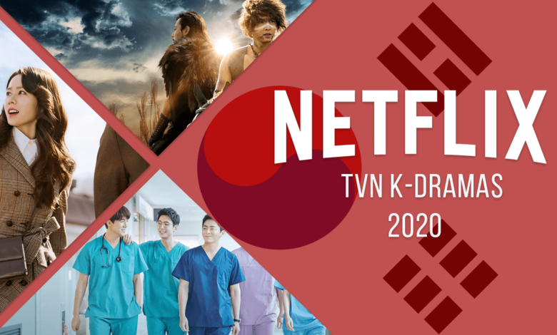 Lista completa de dramas coreanos de tvN en Netflix en 2020 1