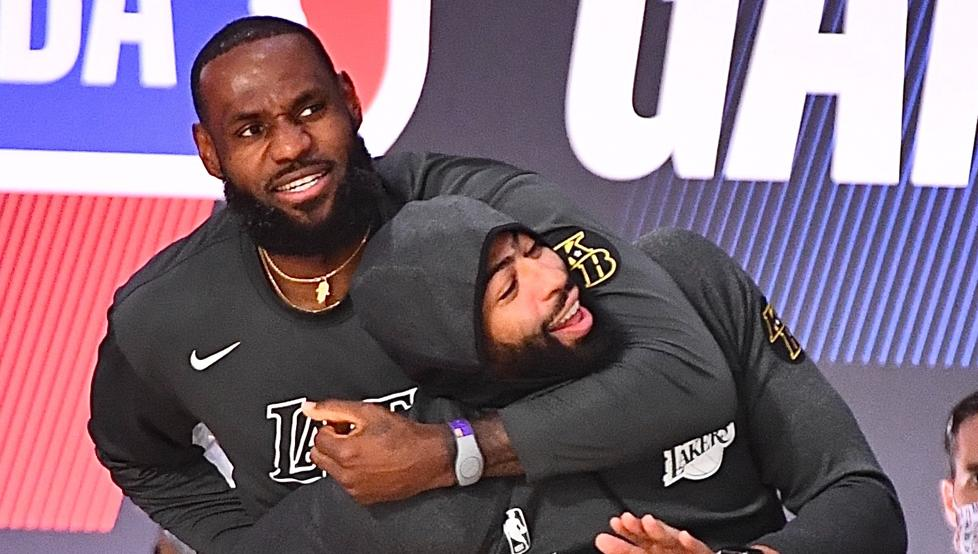Photo of Los Lakers asustan incluso sin LeBron ni Davis