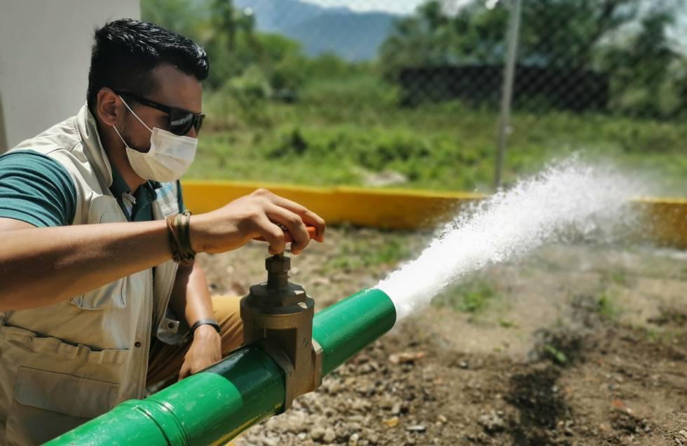 Menos hormigón y más agua potable para América Latina y el Caribe 2