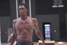 Photo of Otro escándalo en el gimnasio: Rondo se apunta a los cuerpos de confinamiento NBA