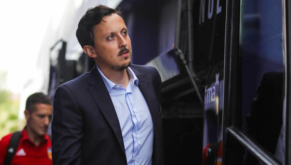 Pablo Longoria, sustituto de Zubizarreta como director deportivo del Marsella 9