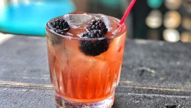 Photo of Receta de sangría con moras, la bebida del verano 2020