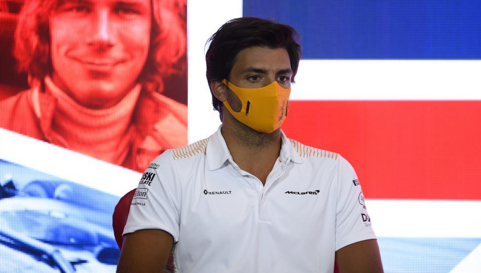 """Sainz: """"Nada en la F1 como los coches de este año"""" 1"""
