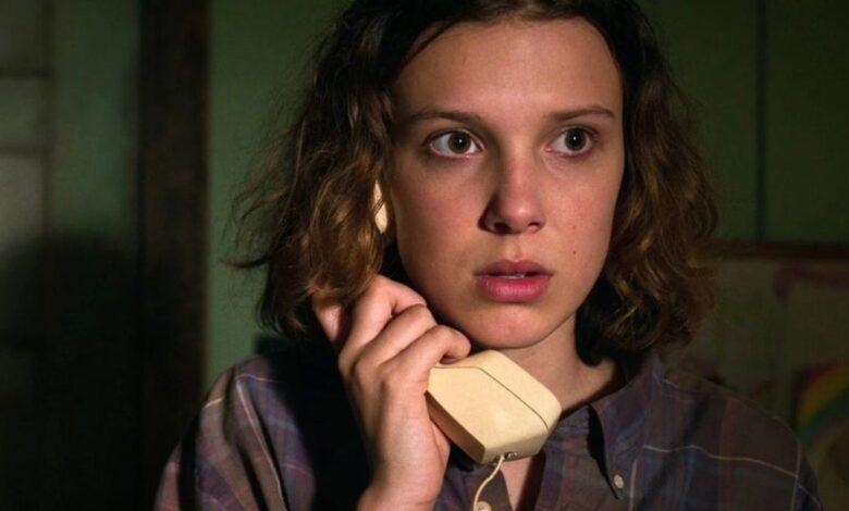 Stranger Things protagoniza a Millie Bobby Brown como protagonista de Las chicas que he estado de Netflix 1