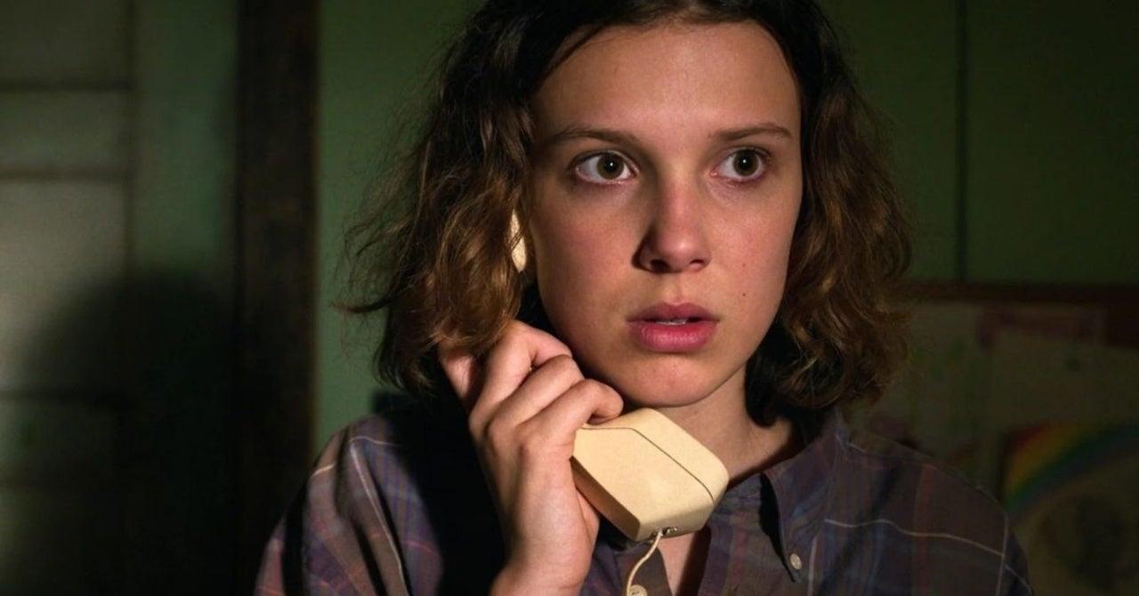 Stranger Things protagoniza a Millie Bobby Brown como protagonista de Las chicas que he estado de Netflix 2